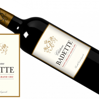 Chateau Badette 2015 | 750ML | 94WA