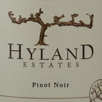 Hyland Estates Pinot Noir 2015