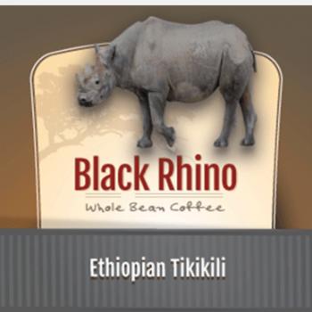 Zawadee Black Rhino Ethiopian Coffee | 16oz