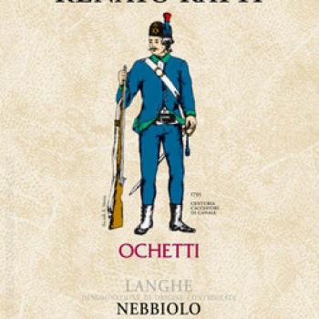 Renato Ratti Ochetti Nebbiolo 2015