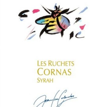 Jean-Luc Colombo Cornas Les Ruchets 2015