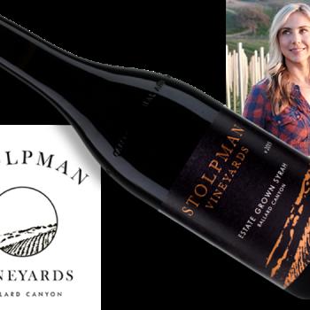 Stolpman Vineyards Estate Grown Syrah 2016