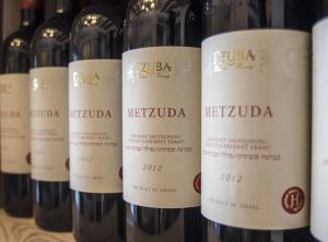 Metzuda from Tzuba - Judean Hills