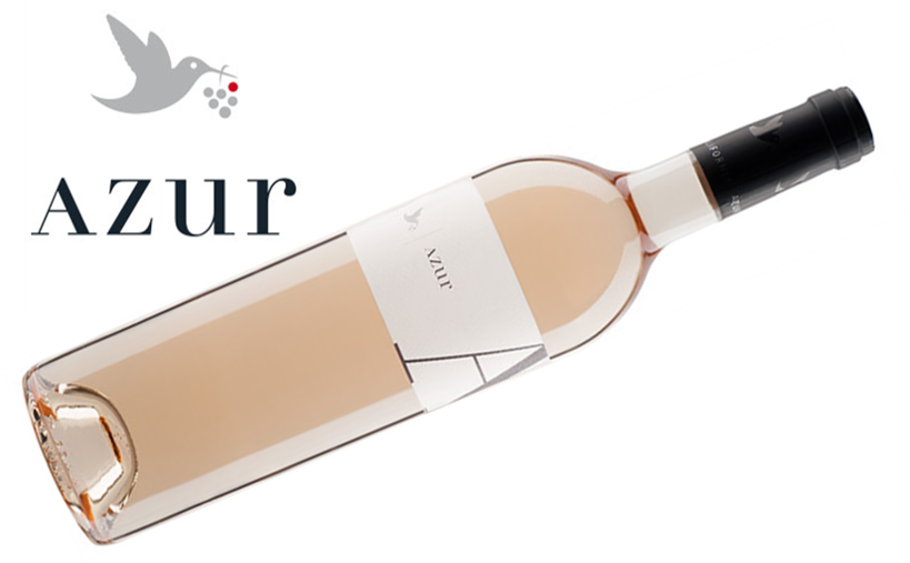 Fayard Wines Azur Rose 2017