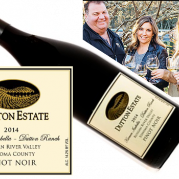 Dutton Karmen Isabella Pinot Noir 2014