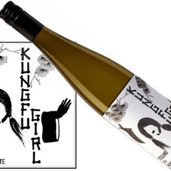 Charles Smith Kung Fu Girl Riesling 2015