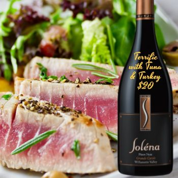 Solena Estate Pinot Noir Grande Cuvee 2015