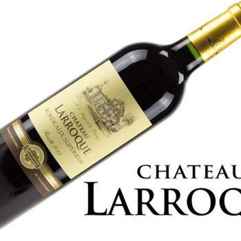 Château Larroque Bordeaux Supérieur 2015