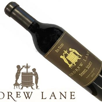 Andrew Lane Barrel Select 2012