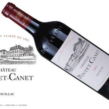 Chateau Pontet-Canet 2012   1.5L