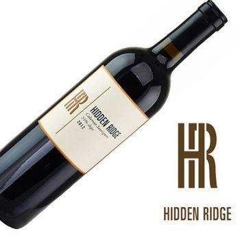 Hidden Ridge Cabernet Sauvignon 55% Slope 2012