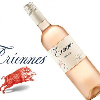Triennes Rosé 2017