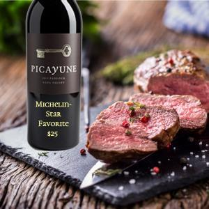 Picayune Cellars Padlock 2015
