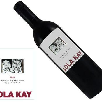 Lola Kay Proprietary Red 2014