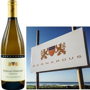 Bernardus Rosella's Vineyard Chardonnay 2016