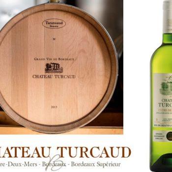 Chateau Turcaud Entre Deux Mers Blanc 2016