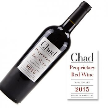 Chad Proprietary Red 2015