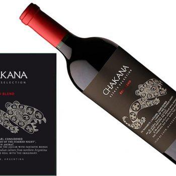 Chakana Estate Selection Red Blend 2015