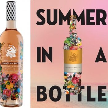 Wolffer Estate Summer in a Bottle Rose 2017
