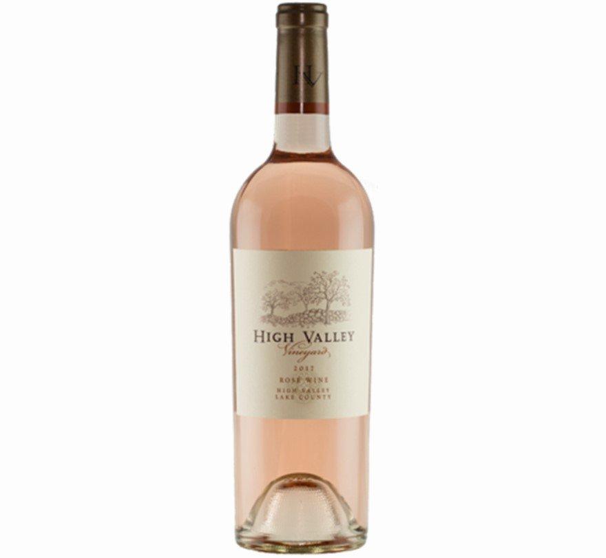 High Valley Vineyards Rose 2017