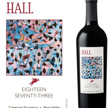 Hall Eighteen Seventy Three Cabernet Sauvignon 2014