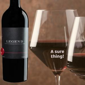 Westwood Legend Proprietary Red 2015