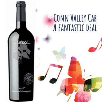 Anderson's Conn Valley Cabernet Sauvignon 2016