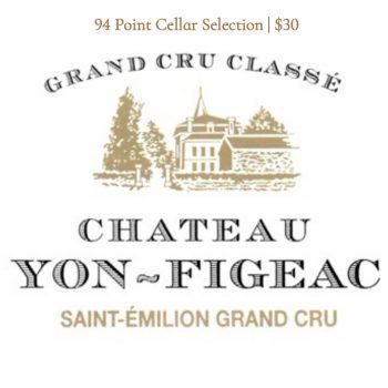 Yon Figeac 2015 St. Emilion Grand Cru Classe