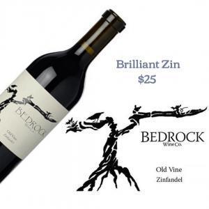 Bedrock Wine Company Old Vine Zinfandel 2016
