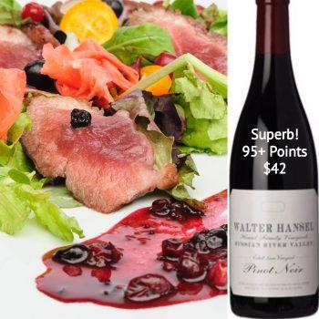 Walter Hansel Cahill Lane Vineyard Pinot Noir 2015