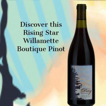 Day Wines Cancilla Vineyard Pinot Noir 2015
