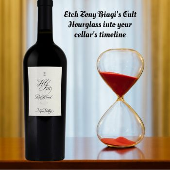 Hourglass HG III Red Blend 2015