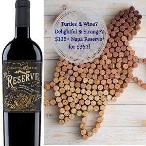 Delightful & Strange Reserve 2015