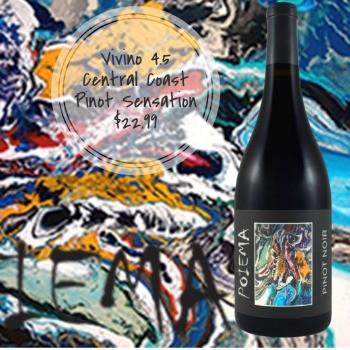 Poiema Pinot Noir Edna Valley 2017