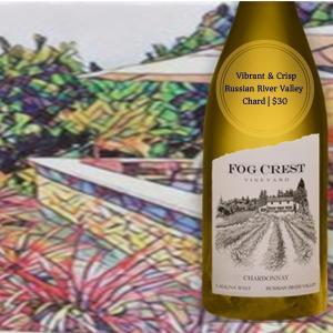 Fog Crest Laguna West Chardonnay 2015