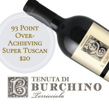 Burchino Il Burchino Toscana IGT 2010