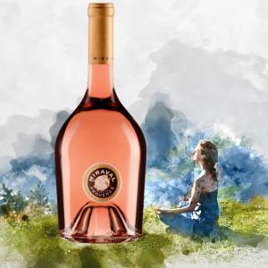 Cotes de Provence Chateau Miraval Rose 2017