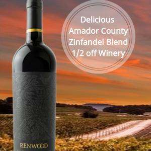 Renwood Indian Creek Vineyard Zinfandel 2016