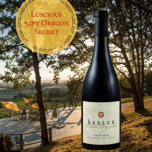Keeler Estate Vineyard Pinot Noir 2015