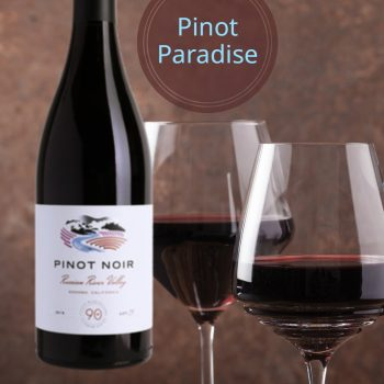 90+ Cellars Lot 75 Pinot Noir 2017
