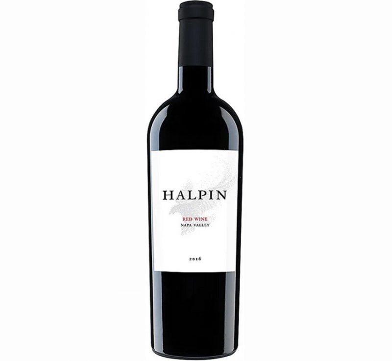 Halpin Red Wine Napa Valley 2016