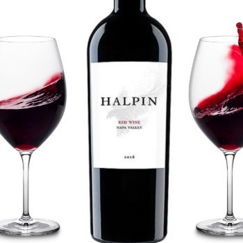 Halpin Red Wine Napa Valley 2017