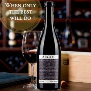 Argot Estate Syrah Sonoma 2013