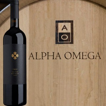 Alpha Omega Two Squared Proprietary Red 2016