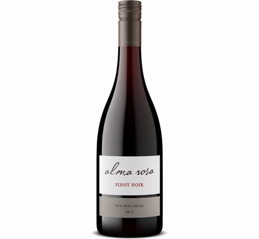 Alma Rosa Sta. Rita Hills Pinot Noir 2015