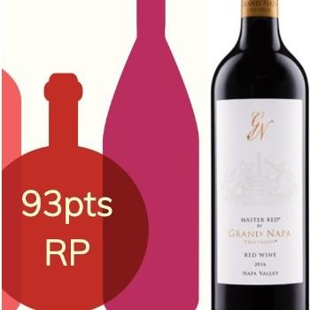 Grand Napa Vineyards Master Red 2016