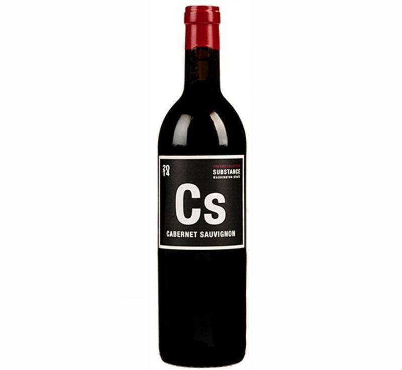 Substance Cabernet Sauvignon Stoneridge Vineyard 2014