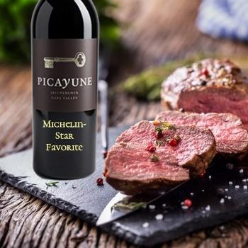 Picayune Cellars Padlock 2016