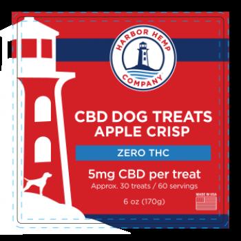 Harbor Hemp CBD Dog Treats