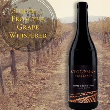 Stolpman Vineyards Estate Grown Syrah 2017